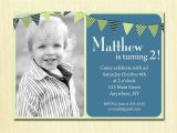 2nd Birthday Invitation Wording for Boy First Birthday Baby Boy Invitation 1st 2nd 3rd 4th Birthday