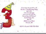 3 Year Old Boy Birthday Party Invitations 3 Year Old Birthday Invitation Wording Dolanpedia