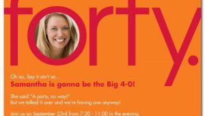 40th Birthday Invite Wording Funny Fun Birthday Party Invitations Templates Ideas Funny