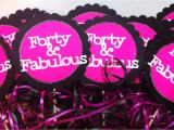 40th Birthday Party Female Elegant Birthday Party theme Ideas for Adults Creative