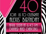 40th Birthday Party Female Pictures Of Stylish Women for 40th Birthday Invitation