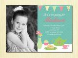 5 Year Old Birthday Party Invitation Wording 5 Year Old Birthday Invitation Wording Best Party Ideas