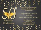 50th Birthday Invitation Ideas 50th Birthday Invitation Ideas – Gangcraft