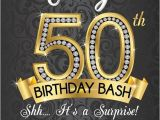 50th Birthday Invitation Ideas 50th Birthday Invitations Templates Free