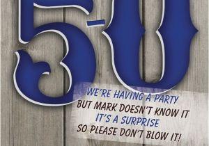 50th Birthday Invitation Ideas Funny 50th Birthday Surprise Party Invitations Digital by