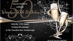 50th Birthday Invitation Templates Free Download 45 50th Birthday Invitation Templates – Free Sample