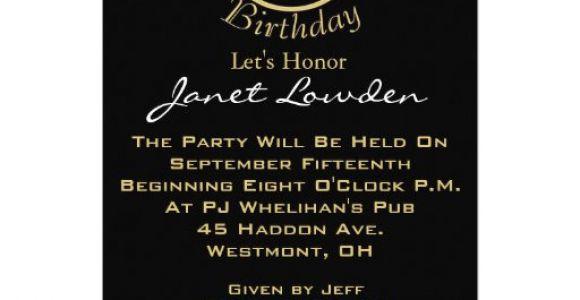 50th Birthday Invite Templates Uk Classic 50th Birthday Party Invitations 13 Cm X 18 Cm
