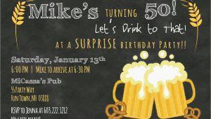 50th Birthday Party Invitation Templates 50th Birthday Invitation Wording Ideas