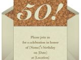 50th Birthday Roast Invitations 50th Birthday Invitation