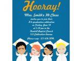 5th Grade Graduation Invitations Elementary Graduation Invitation or Announcement 5th