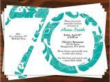 70 Year Old Birthday Invitations 15 70th Birthday Invitations Design and theme Ideas