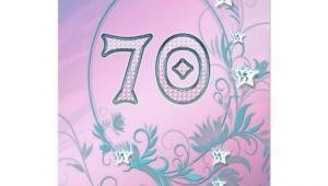 70 Year Old Birthday Invitations Birthday Party Invitation 70 Years Old