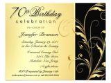 70th Birthday Invitation Wordings 70th Birthday Surprise Party Invitations