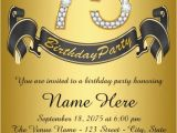 75th Birthday Invitation Card Ideas 75th Birthday Invitations 50 Gorgeous 75th Party Invites