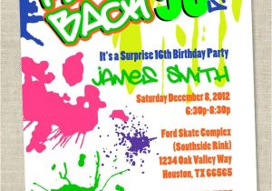 80s 90s Party Invitation Template 17 Images About 90 39 S Invitations On Pinterest Cassette