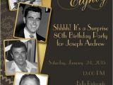 80th Birthday Party Photo Invitations 26 80th Birthday Invitation Templates Free Sample