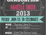 8th Grade Graduation Party Invitation Wording Personalized Graduation Printable Invitation Graduation