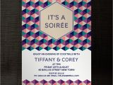 A5 Party Invitation Template soiree Indesign Template Party Invitation A5 for Birthday