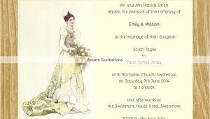 A5 Wedding Invitation Template Diy Digital Printable A5 Vintage Wedding Invitation
