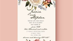 Adobe Illustrator Wedding Invitation Template Free Get the Template Free Download This is An Adobe