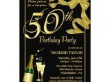 Affordable 50th Birthday Invitations 50th Birthday Party Surprise Party Invitations 5 Quot X 7