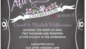 After Wedding Party Invitations after Wedding Party Invitation Wording Cobypic