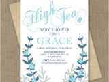 Afternoon Tea Baby Shower Invitations 26 Best Baby Shower Invites Images On Pinterest