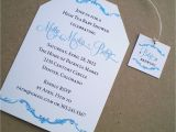 Afternoon Tea Baby Shower Invitations Kitchen & Dining