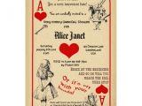 Alice In Wonderland Bridal Shower Invitation Template Alice In Wonderland Bridal Shower Invitation
