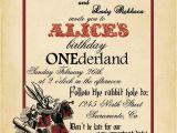 Alice In Wonderland Bridal Shower Invitation Template Free Printable Alice In Wonderland Birthday Invitations