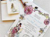 Alice In Wonderland Tea Party Invitation Ideas 25 Best Ideas About Alice In Wonderland Invitations On