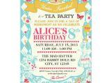 Alice In Wonderland Tea Party Invitation Ideas Alice In Wonderland Tea Party Invitation