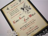 Alice In Wonderland Wedding Invitation Template Alice In Wonderland Wedding Invitation Vintage In Appearance
