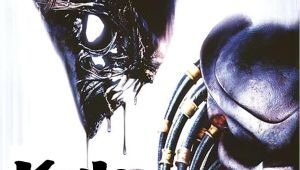 Alien Vs Predator Birthday Invitations Personalised Alien Vs Predator Birthday Card