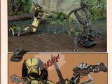 Alien Vs Predator Birthday Invitations Special Tribute Gallery Aliens Vs Predator Mini Ic