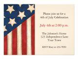 American Flag Wedding Invitations 1 000 Custom Patriotic Invitations Announcement Cards