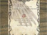 Angel themed Birthday Party Invitations Supernatural themed Custom Printable Invitation Castiel Angel