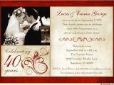 Anniversary Party Invitation Template Anniversary Invitations Templates
