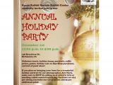 Annual Holiday Party Invitation Template 6 Best Images Of Company Holiday Party Template Company