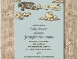 Antique Airplane Baby Shower Invitations Baby Shower Invitation Lovely Baby Shower Invitation