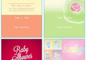 App for Baby Shower Invitations Baby Shower Invitation Cards Maker Hd by Bhavik Savaliya