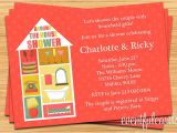 Around the House Bridal Shower Invitations 301 Moved Permanently