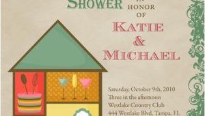 Around the House Bridal Shower Invitations Around the House Bridal Shower Invitations by