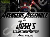 Avengers Party Invitation Template 40th Birthday Ideas Avengers Birthday Invitation Templates