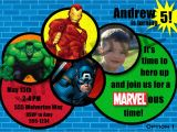 Avengers Party Invitation Template 40th Birthday Ideas Avengers Birthday Party Invitation