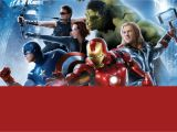 Avengers Party Invitation Template Avengers Party Series How to Make Avengers Digital