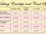 Average Size Of Wedding Invitation Wedding Invitation Envelope Size Cobypic Com