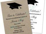 Avery Graduation Party Invitation Templates Graduation Card Invitation Templates