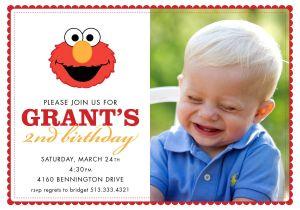 Baby Birth Party Invitation Card 2nd Birthday Invitations Boy Best Party Ideas