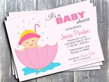 Baby Birth Party Invitation Wording Ek Design Gallary Pink Girl Baby Shower Invitation